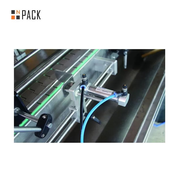 Automated Anti Drop Bottle Filling Machine