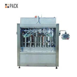 Automatic Pesticides Bottle Filling Machine