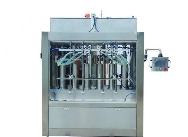 Automatic Insecticide Bottle Filling Machine