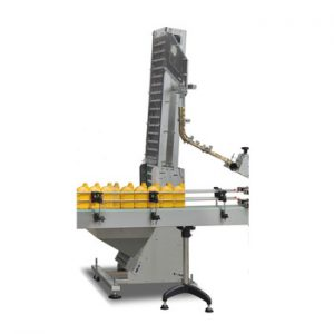 Npack Manufacturing Automatic Lid Sorter Elevator Lid Conveyor Machine