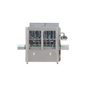 Npack Manufacturing NP-VF Servo Motor Piston Linear Type Automatic 5L Bottle Filling Machine