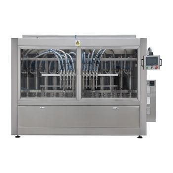 Npack NP-VF Servo Motor Piston Linear Type Automatic Liquid Filling Machine for Various Bottles