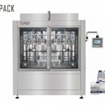 Automatic Acid Bleach Toliet Cleaner Liquid Filling Machine