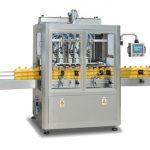 NPACK Automatic Engine Oil Bottle Filling Machine 5L bottle Volumetric filler Easy to operate