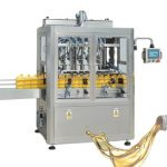 Npack Linear Type Piston Automatic Lube Oil High Speed Filling Capping Machine Car Oil Filler