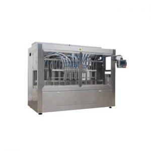 Npack Servo Motor Driven Linear Type Pneumatic Plastic Jar 100ml-1l Piston Liquid Filling Machine