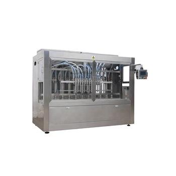 Npack 100ml-1l Servo Motor Piston Linear Type Automatic Liquid Chemical Filling Machine