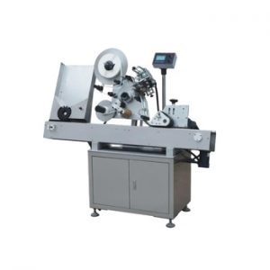 Npack Energy Saving Automatic Horizontal Vial Bottle Labeling Machine Vial Printing Machine