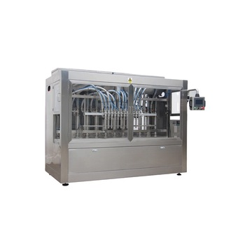 Npack High Speed Linear Type Horizontal Automatic Anti Freeze Liquid Filler Machine for Bottle