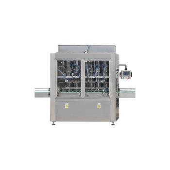 Npack Manufacturing Servo Motor Driven High Volume Cosmetic Liquid Filling Machine for Bottle/Jar