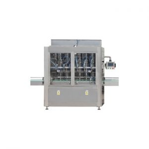 Anti-Drop Stainless Steel Filling Machine For Cosmetics