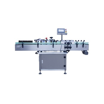 Npack High Speed Automatic Adhesive Labeling Machine with Date Code Printer Labeller for Round Bottle