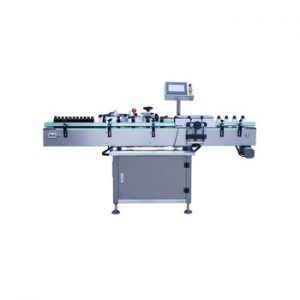 Npack Easy Operate Automatic High Speed Adhesive Vial Plastic PET Round Bottle Labeling Machine