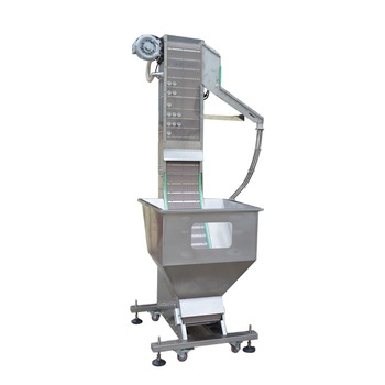 Npack High Quality Easy Operate Automatic Lid lifter Lid Elevator Lid Conveyor Capping Machine