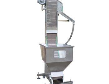Npack Shanghai Linear Type Automatic Cap Sorter Elevator Cap Conveyor Machine Capping Machine