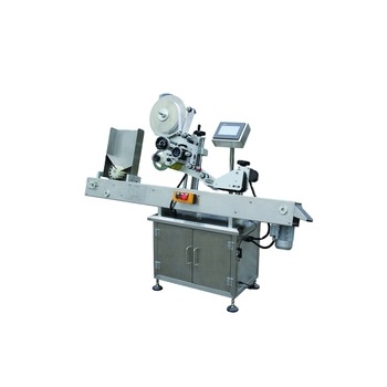 Npack Manufacturing Automatic 5ML-20ML Small Glass Bottle Labeling Machine Automatic Packaging