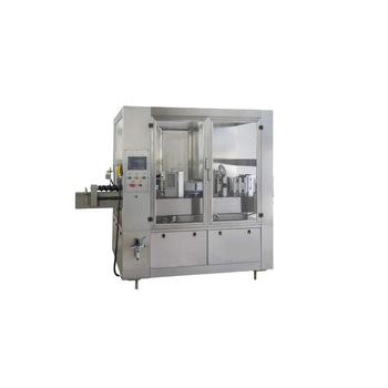 Npack Servo Motor Driven Automatic High Precision Adhesive Labeling Machine Hot Melt Glue Labeller