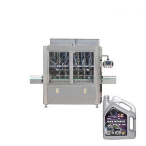 Npack Automatic Linear Brake Fluid Car Oil Filling Machine for 1 Gallon Bottle 80-100BPM