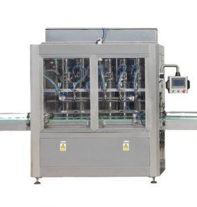 Npack Piston Servo Motor Driven Stainless Steel Laundry Detergent Filling Machine for Bottle