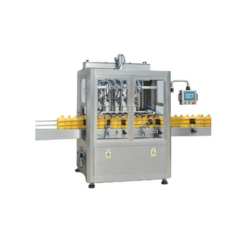 Npack NP-VF Linear Type Motor Piston Automatic Lubricant Oil Filling Machine for Bottle