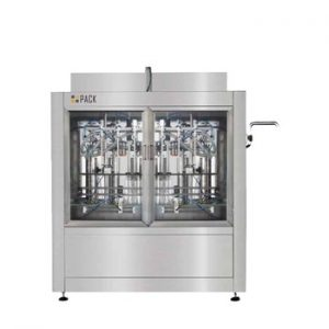Npack Factory Manufacturing Full Automatic Lotion Bottle Filling Capping and Labeling Machine, Lotion Filling Line