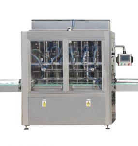 Npack NP-VF Linear Type Servo Motor Driven Automatic Glass Bottle Cleaner Liquid Filling Machine