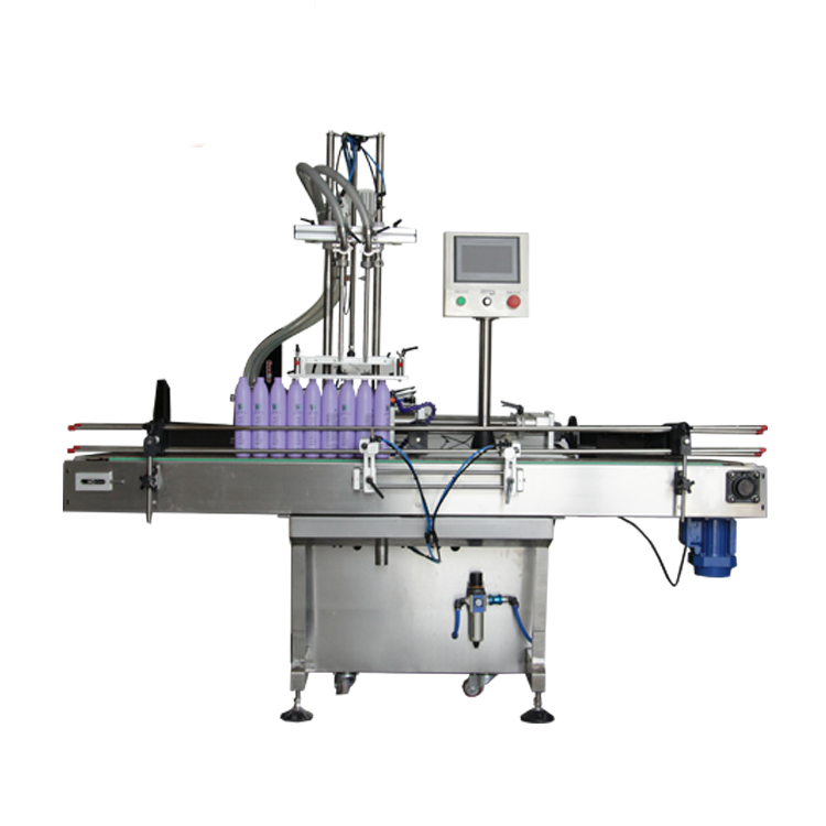 Npack Economic Automatic Piston Servo Motor Driven Ketchup Sauce Filling Machine with Easy Clean