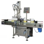Npack High Quality Linear Type Servo Motor Driven Factory Automatic Filling Machine Liquid for Bottle
