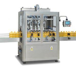 Npack Full Automatic Linear Piston Filler for Car Oil/Lubricant/Motor Oil 2, 4, 6, 8, 10, 12, 14, 16 nozzles