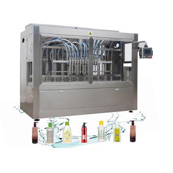 NPACK Linear Type High Viscosity  Gel Cream Filling Machine Liquid Cosmetics Bottling Machine