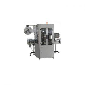 Npack High Speed Automatic 100ml-500ml Plastic Bottle Stickers Labeling Applicator Machine