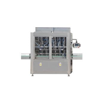 Npack Linear Type Servo Motor Automatic Piston Pesticide Liquid Filling Machine for Bottle