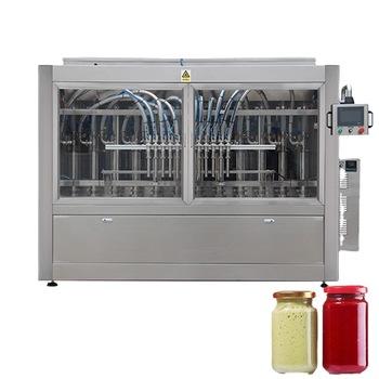Npack Servo Motor Driven Manufacturing Full Automatic Linear Type Salad/Onion/Strawberry/Ketchup Sauce Filling Machine Machinery