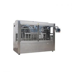 Npack Linear Type Full Automatic Piston Volumetric Vehicle Lubricating Oil Filling Machine Filler