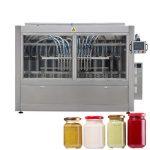 Npack Servo Motor Driven Manufacturing Automatic Linear Type Piston Jar Filler Filling Machine Price