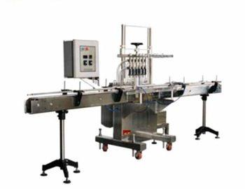 Automatic Micro-pressure Overflow 6 Nozzles filling machine