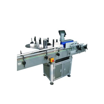 automatic labeling machine jerrycan