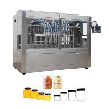 Npack Manufacturing Automatic Honey Jars Filling Machine