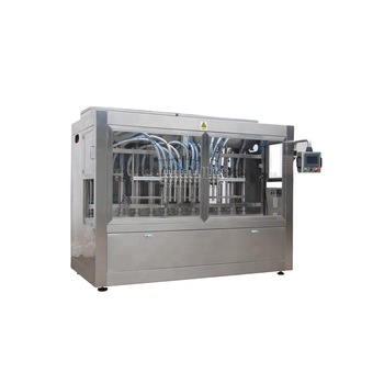Npack Manufacturing Automatic Piston Servo Motor Driven Filling Herbicide Machine for Chemical