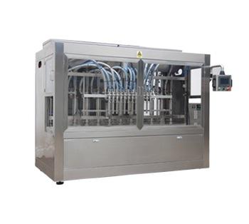 Npack Automatic Piston Liquid Filling Machine