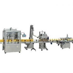 Npack Servo Motor Manufacturing Automatic Bottle Linear Shampoo Filing Machine Piston Volumetric