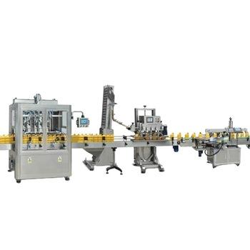 Npack NP-VF Linear Type Piston Servo Motor 1L-5L Bottle Complete Line Filling Machine