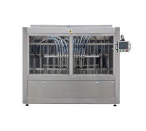Npack Linear Type Servo Motor Driven Automatic Washing Liquid Filling Machine for Bottle