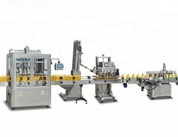 Complete Bottling Automatic Oil Filling Line