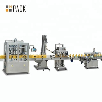 Automatic Brake Oil Bottle Filling Machine