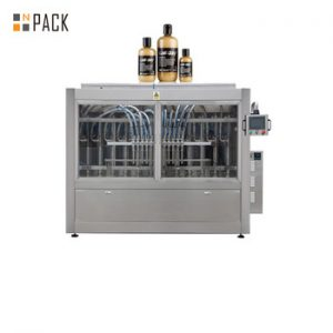 Price Automatic Bottle Shampoo Filling Machine