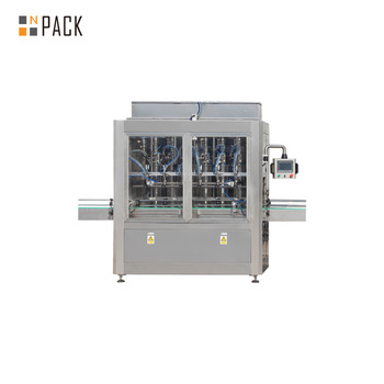 New Condition Laundry Bottle Filling Machine