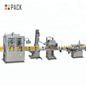 Automatic flowmeter bottle liquid filling machine