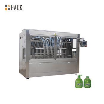 Factory Pet Bottle Automatic Filling Machine