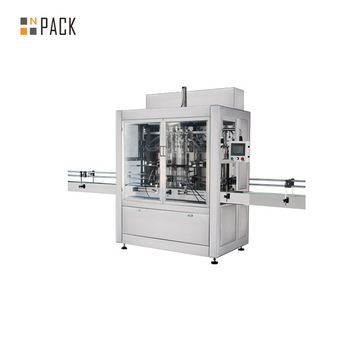 Two Head Automatic Filling Machine